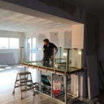 Fabrication aquarium récifal sur mesure